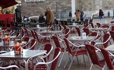 El Pleno cambia la ordenanza de terrazas para tratar de poner fin a los errores en su aplicación