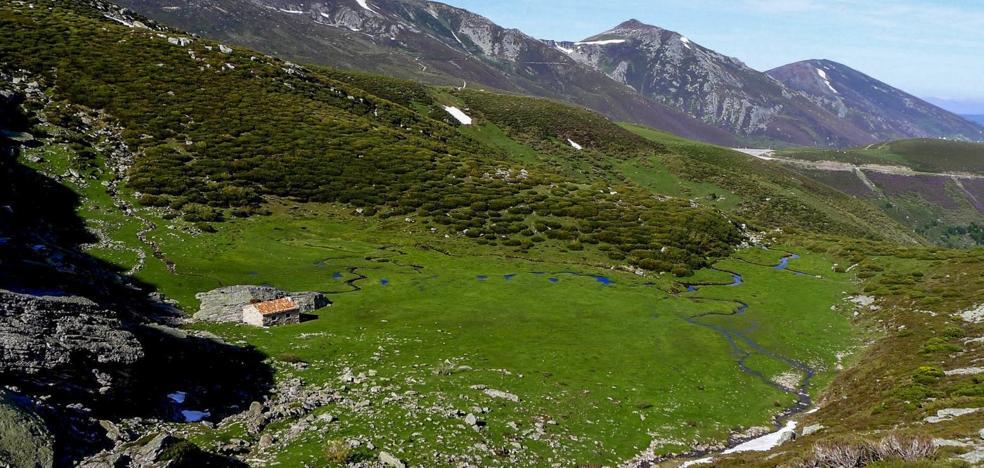 Por la cresta de la sierra del Híjar
