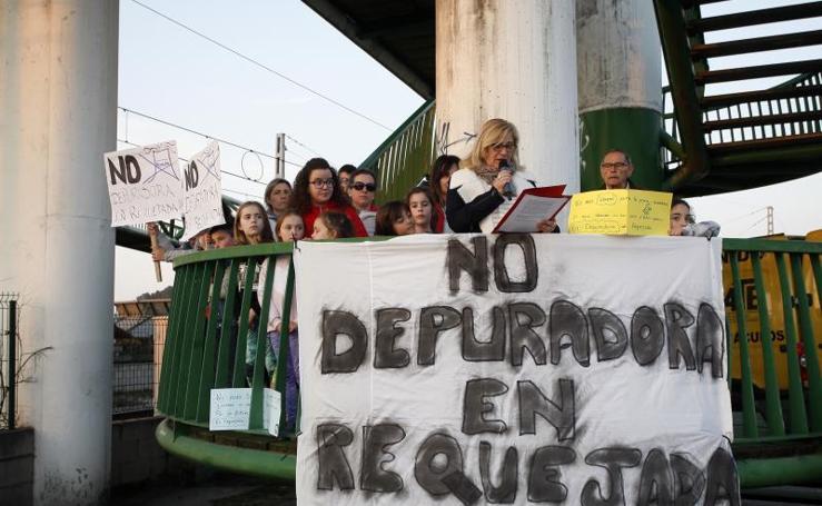 Polanco no quiere la depuradora de Vuelta Ostrera
