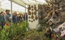 Los jóvenes cazadores, protagonistas de la Feria de la Caza, Pesca y Productos Agroalimentarios de Liébana
