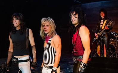 'The Dirt': unos Mötley Crüe domesticados