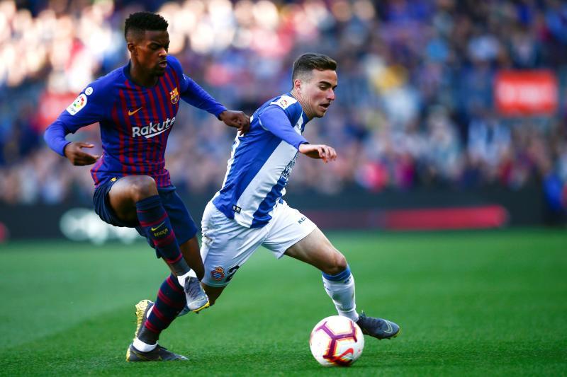 Las mejores imágenes del Barcelona-Espanyol