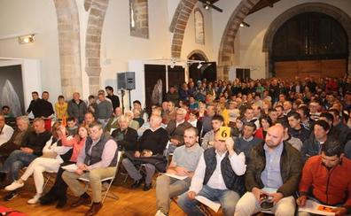 36.750 euros recaudados en la subasta de la VIII Feria de la Caza de Liébana