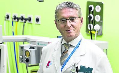 Pedro Prada: «Cuando recibí la oferta para instalar la terapia de protones en Valdecilla no me lo podía creer»