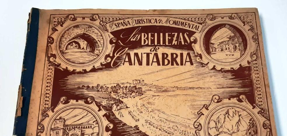 Aquel álbum de Cantabria…