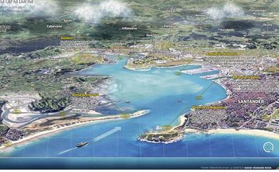 Las asignaturas pendientes de la bahía de Santander