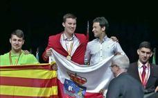 El IES Estelas de Cantabria consigue el oro en el 'Spainskills' en la modalidad de calefacción