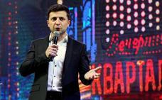 El segundo tramo de las presidenciales en Ucrania augura un combate muy áspero
