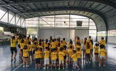 Talleres y un campus deportivo para los niños de Meruelo en Semana Santa