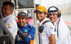 El regreso de Alonso a la F1, tan difícil como la lluvia en el desierto