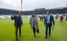 El club deberá invertir alrededor de cuatro millones para adaptarse a la Liga de Fútbol