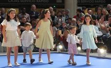 La moda infantil pisa fuerte en Santander