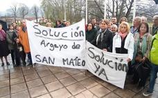 San Mateo se rebela contra los desalojos