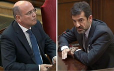 Puigdemont avisó a los Mossos de que si había violencia el 1-O «declararía la independencia»