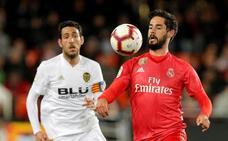 Isco y Bale, de titulares con Zidane y goleadores, al banquillo