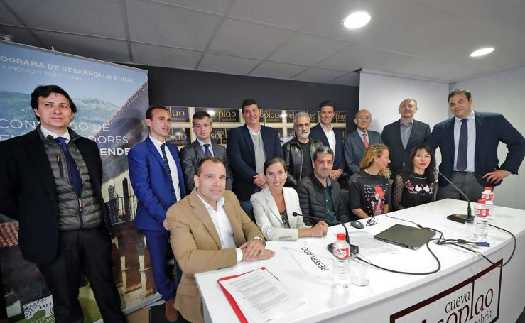 'Nansaemprende': Jornada informativa con Sergi Arola