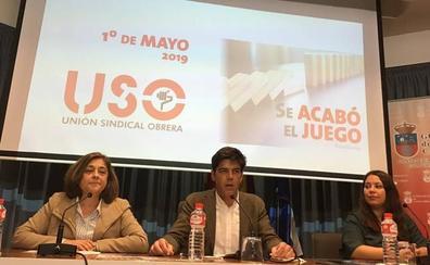 USO elige Santander para celebrar el acto confederal el 1 de mayo