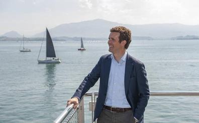 Casado volverá a Cantabria el 12 de abril