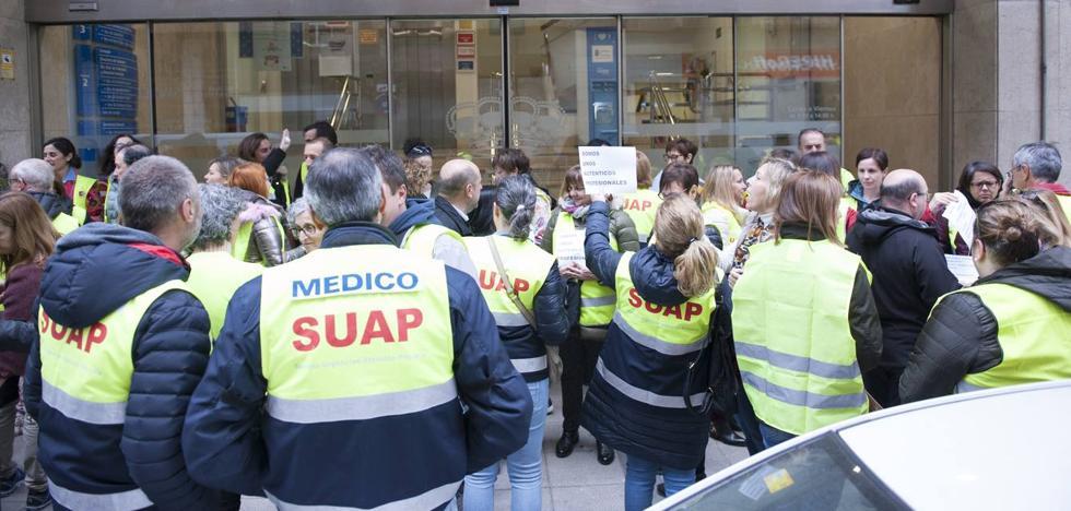 Caviedes admite la complicada situación desatada con el plan de Atención Primaria