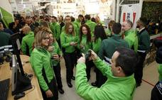 Leroy Merlin inaugura tienda en Torrelavega con 50 personas en plantilla