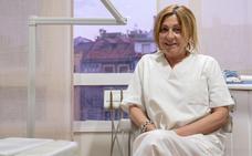 Paz Guerra: «Ojalá gane Alejandro para devolver todo el cariño que le está dando Cantabria»