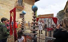 Altamira se incorpora al Festival 'Bisontere' como escenario de una obra de títeres