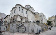 Los expertos inician la segunda fase de las excavaciones junto a la catedral