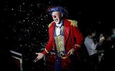 Cantabria se entrega a una ilusión sin edad llamada circo