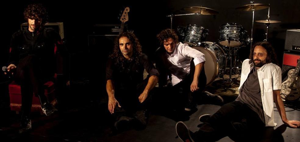 La banda cántabra Lunática presenta su nuevo disco