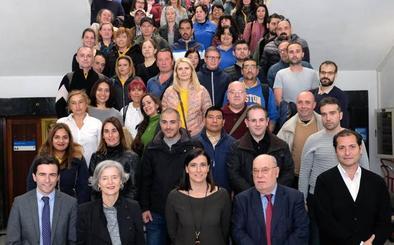 60 desempleados se formarán en cuatro talles de empleo de Santander