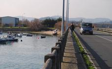 Obras Públicas sacará de nuevo a licitación la pasarela peatonal de 'los puentes'