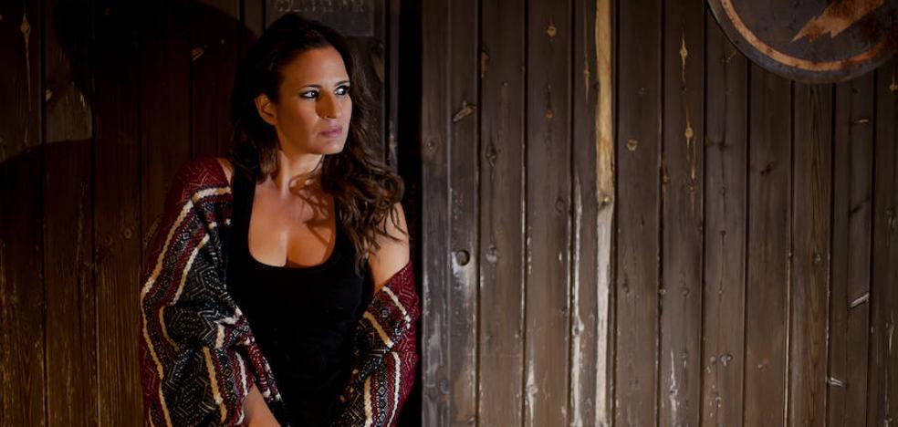 Rebeca Jiménez vuelve esta noche a Santander con su particular homenaje a México
