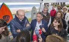 El PRC reclama para Cantabria el primer centro de alto rendimiento de surf