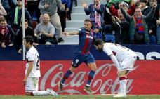Reparto de puntos insuficiente para Levante y Huesca