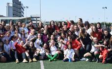 El Racing Féminas recibirá esta tarde un homenaje en El Sardinero por su ascenso