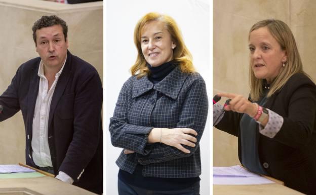 El PP lleva a González Revuelta, Urrutia y Fernández en puestos de salida