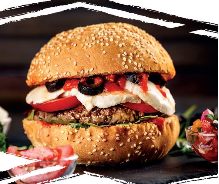 l I Concurso de hamburguesas Gourmet y Km0 de Cantabria