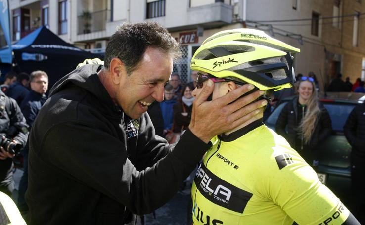 María Martins gana el Trofeo Villa de Noja de ciclismo femenino