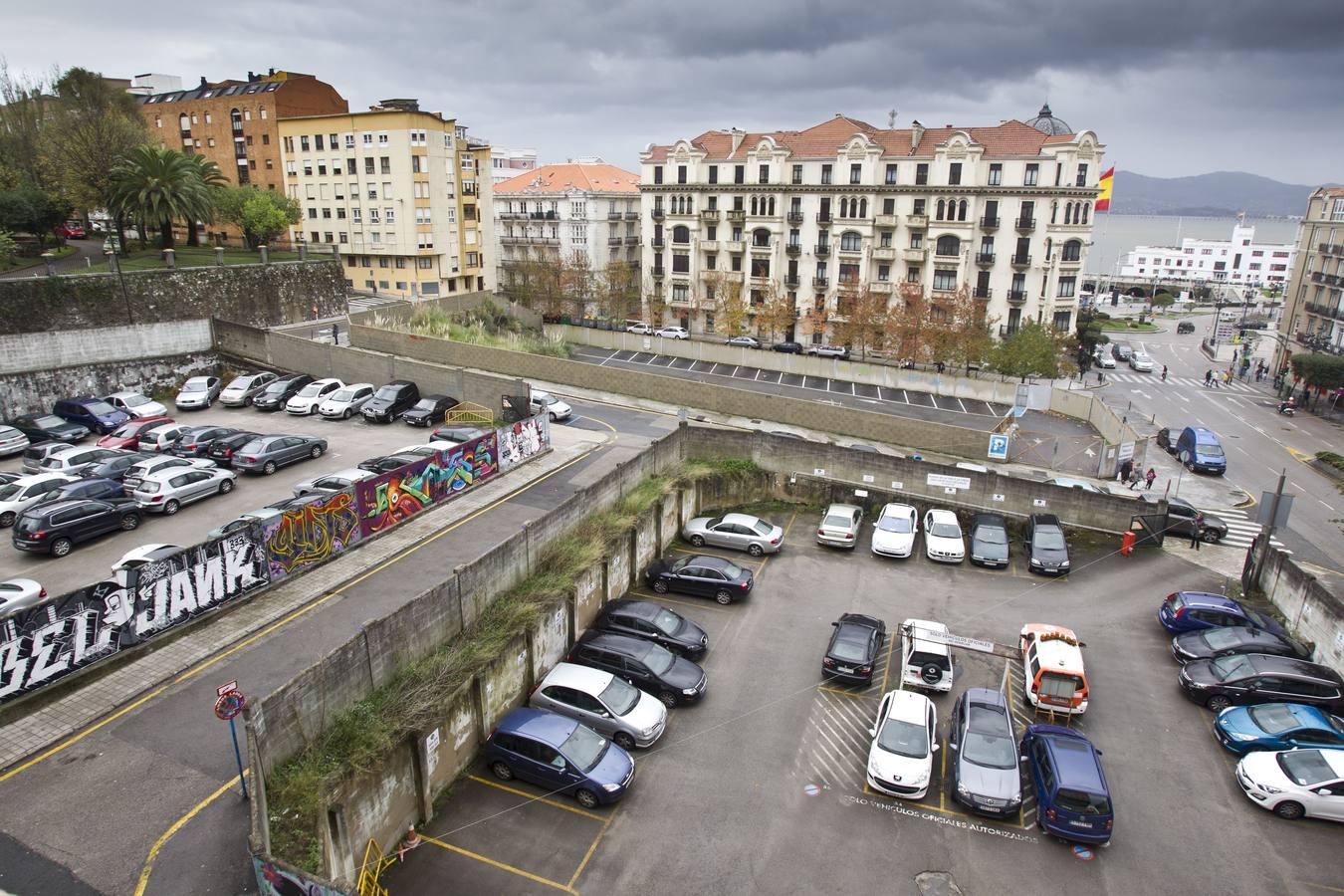 Urbanismo da luz verde a la modificación parcial del Plan General de Santander para ubicar el Mupac en Puertochico