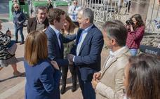 Movellán defiende que Cantabria y Santander tendrán en Pablo Casado al «mejor aliado»