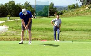 Alto Campoo y Abra del Pas acogen los días 13 y 14 una prueba combinada de esquí y golf