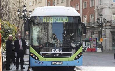 Santander adquiere seis nuevos autobuses híbridos y tres microbuses