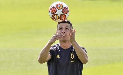 Cristiano Ronaldo regresa en Ámsterdam