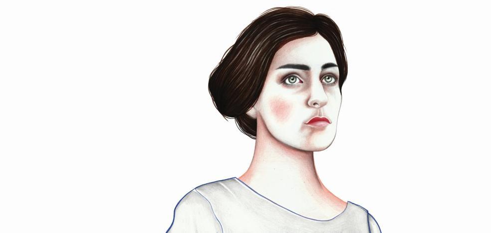 La cántabra Sara Morante, autora del cartel de la Feria del Libro de Madrid