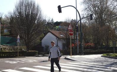 Adiós «a un punto crítico» de la seguridad vial en la calle Gervasio Herreros