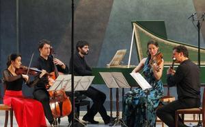 La Academia de Música Antigua abre el sábado el ciclo de Músicas Religiosas en Santa Lucía