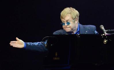 Elton John presentará su «biopic» fuera de competición en Cannes