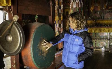 Crónica de Raquel García para la 'tierruca' desde Nepal, el país de los sentidos