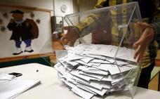 Los partidos comienzan esta noche la campaña electoral con la tradicional pegada de carteles