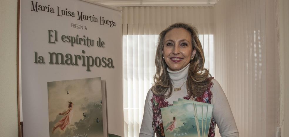 Mª Luisa Martín Horga: «Es admirable la capacidad de los niños para inventarse una nueva vida»